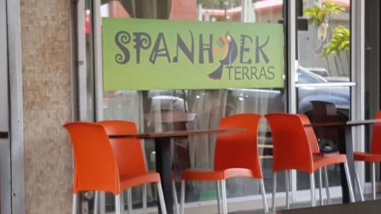 Spanhoek Boutique Hotel: snack bar