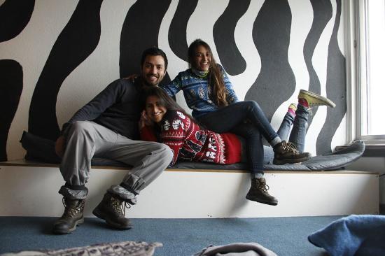 Hostel Pudu: Descansando con amigos