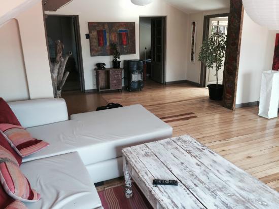 living room towards bedrooms picture of a la maison la paz rh tripadvisor com