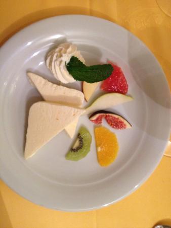 zeno's spezialitaten restaurant : Plat du restaurant pour le menu de la chasse
