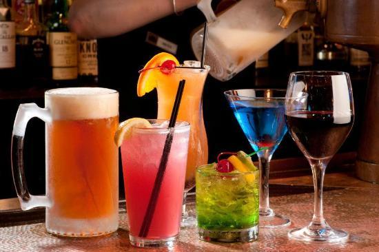 The 502 Restaurant : 502 Bar