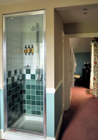 Dodington, UK: A great shower