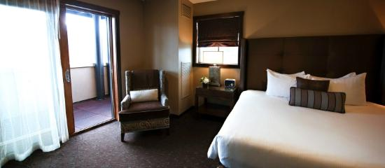 The Oxford Hotel: Cascade Suite