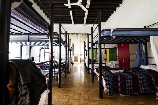 Hostal Centro Historico Regina: Shared Dormroom