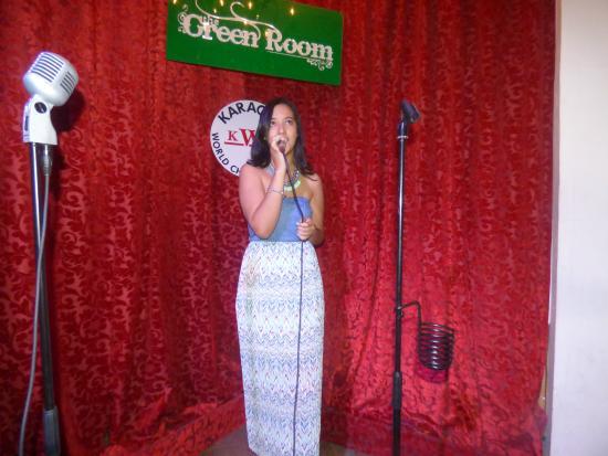 EL Green Room Karaoke