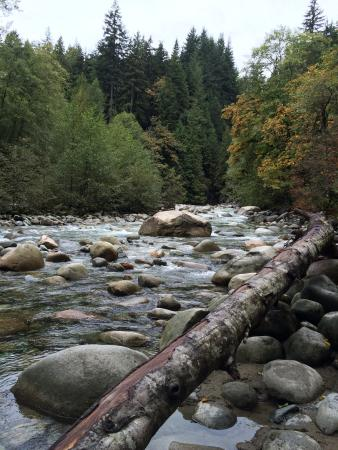 North Vancouver, Canada: Beautiful location and a great walk