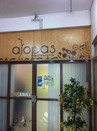 Aropas