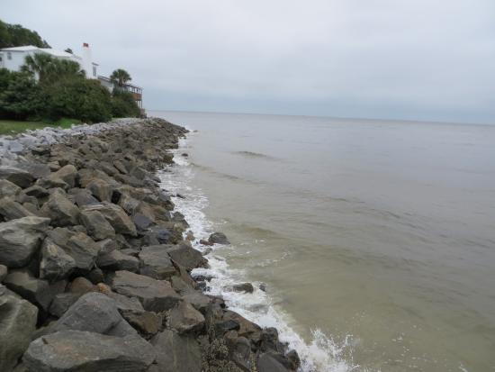 st simons island shoreline picture of st simons lighthouse rh tripadvisor com