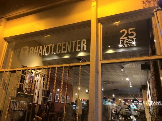 The Bhakti Center