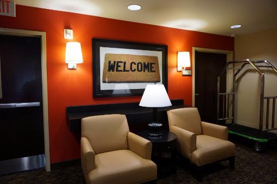 Extended Stay America - Sacramento - Elk Grove: Lobby
