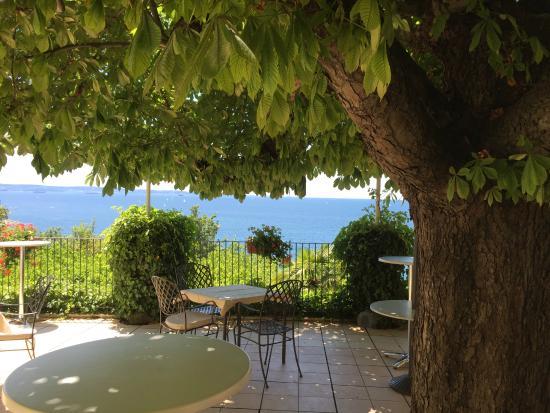 Terrazza del bar - Picture of Ristorante Le Terrazze, Trieste ...