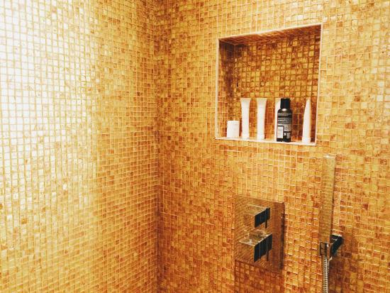 Hotel Le Malown : The shower