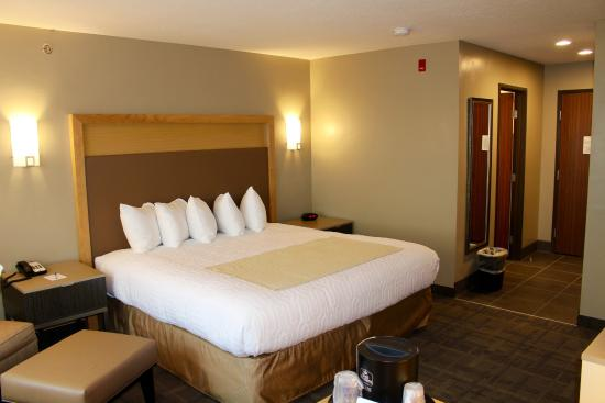Roosevelt, UT: Extended Stay - King Room