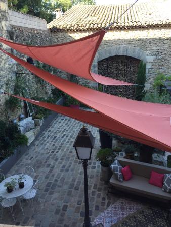Poussan, France : L'Atelier