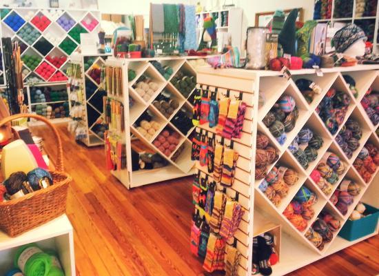Staunton, VA: Front Shop View