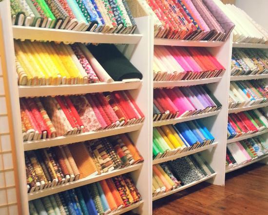 Staunton, VA: Fabric