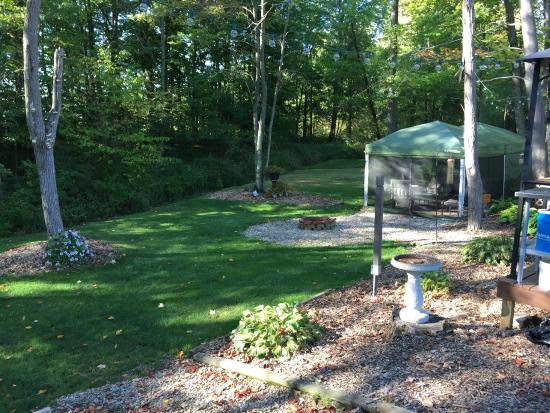 Country Acres Campground: Camping area
