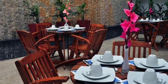 Hotel Santa Marta Real: comedor