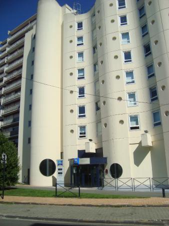 Ibis Budget Bordeaux Gare Saint Jean : Para todos conhecerem o perfil do hotel