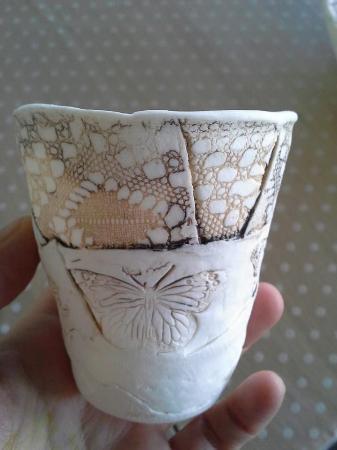 Struer, Denmark: Unika keramik: