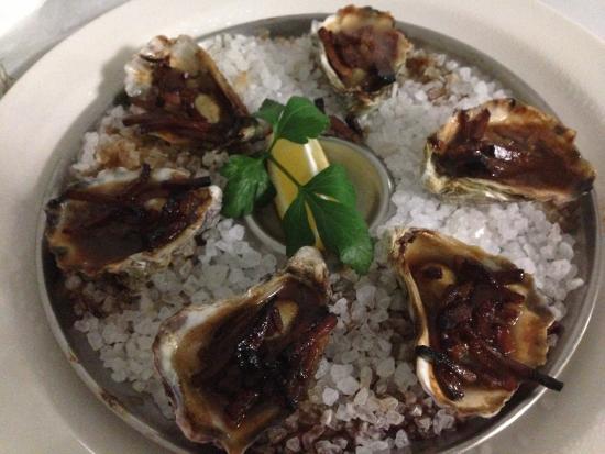 Kempsey Powerhouse Motel: Oysters