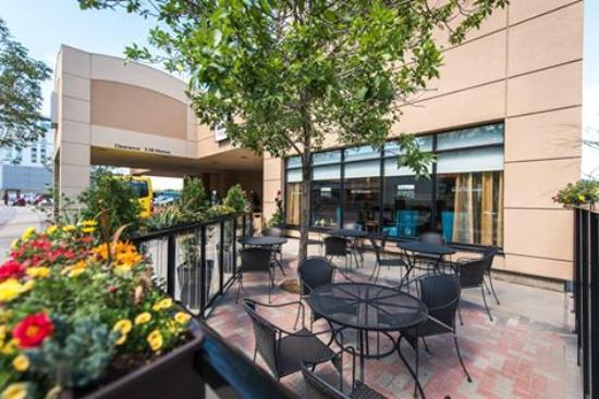 薩斯卡通市中心希爾頓花園飯店照片