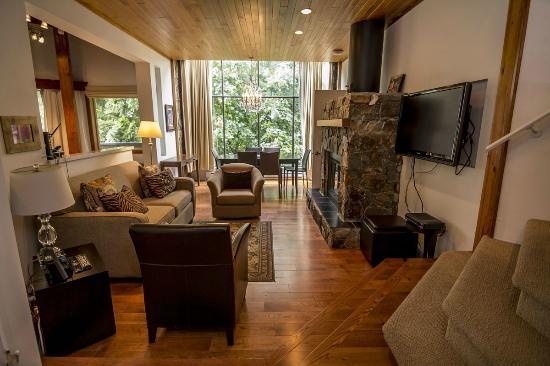 Stoney Creek Resort: Spacious living rooms