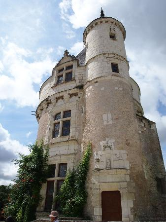 Шенонсо, Франция: 塔