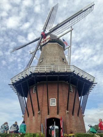 Windmill Island - De Zwaan Windmill: De Zwaan Windmill