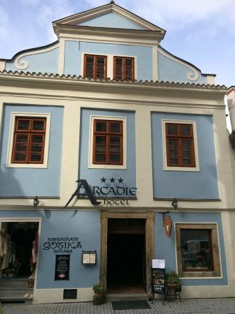 Hotel Arcadie Photo