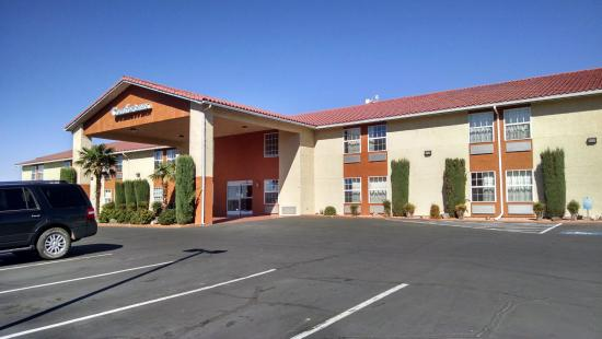 Quality Inn Zion Park Area Exterior Of Comfort Hurricane Ut