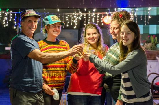 Dragonfly Hostels: Cheers