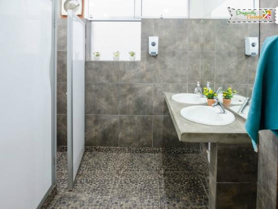 Dragonfly Hostels: New bathrooms