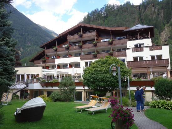 Hotel Bergwelt Langenfeld Bewertung