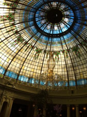 Foto de The Westin Palace Madrid, Madrid: Cúpula del hotel ... - photo#35