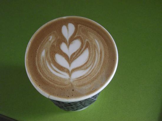 Joe Momma's Coffee : Latte!!!!!
