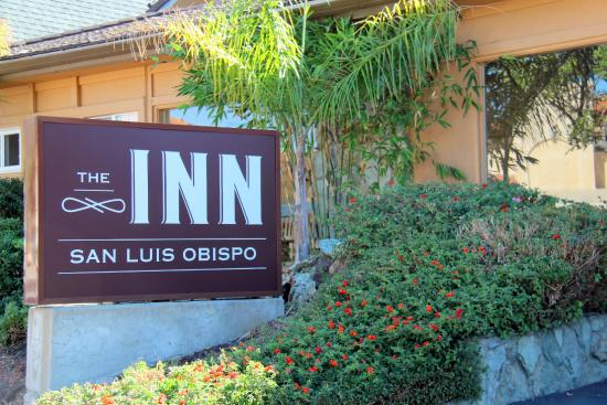 Inn at San Luis Obispo: Hotel Entrance