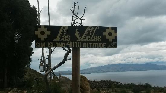 """""""LAS VELAS """" Isla del Sol  . Una experiencia unica!!!"""
