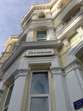 The Devonian: The outside