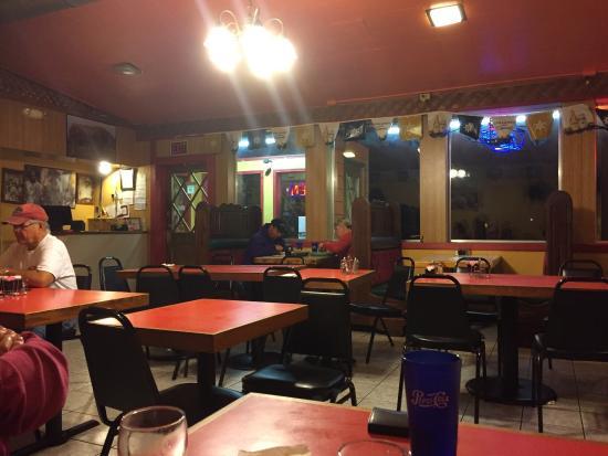Davenport, WA: Heerlijk gegeten met mijn familie, bediening is erg vriendelijk, mooi klein knus fam. restaurant