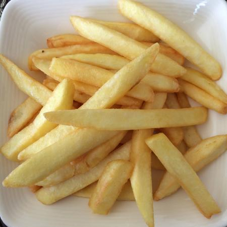 Di Angello Pizzeria : french fries