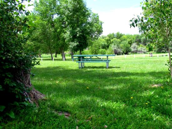 Fort Laramie, WY: Picnic Grounds