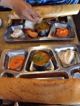 Madras Dosa House