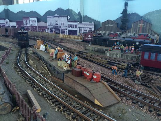 Fort Bragg, CA: Mendocino Coast Model Railroad & Historical Society