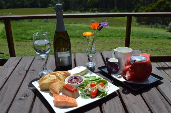 Alonnah, Australien: Delicious Food Platter