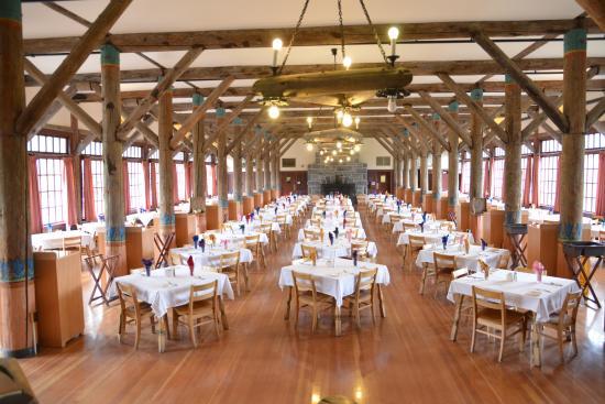 dining room picture of paradise inn at mount rainier paradise rh tripadvisor com