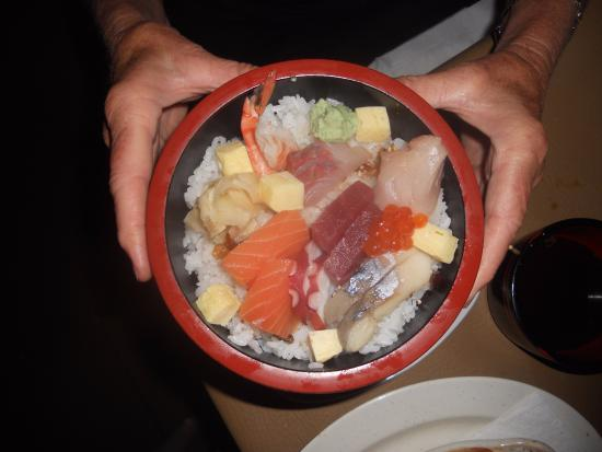 Great food picture of kojima 39 s sushi bar and japanese for Asian cuisine maui