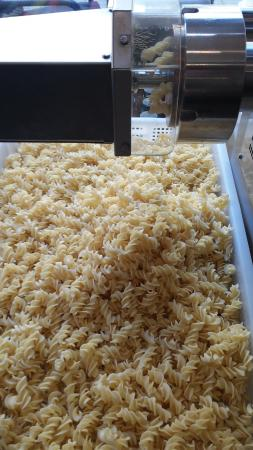 368555a738 Home made pasta - Picture of Pasta Mia, Kecskemet - TripAdvisor