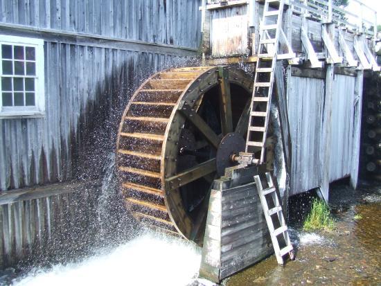 Sherbrooke, Kanada: Lumbermill