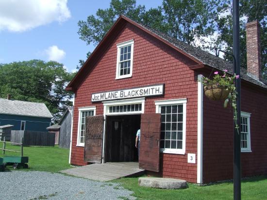 Sherbrooke, Kanada: Blacksmiths
